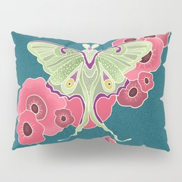 LUNA and The Poppies 1 Pillow Sham