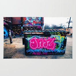Amazed Grafitti Rug
