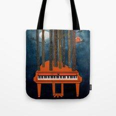 Moonlight Sonata - Beethoven Tote Bag