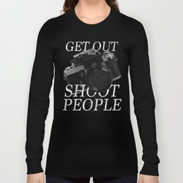 Photography Puns Long Sleeve T-shirt
