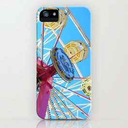 farris wheel iPhone Case