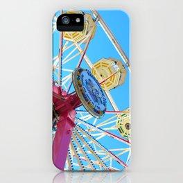 farris wheel iPhone Case
