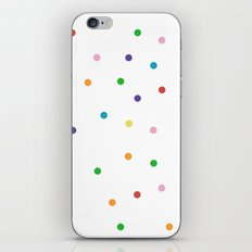Candy Spots iPhone & iPod Skin