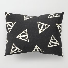 Deathly Harry Pillow Sham