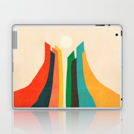 Skyscraper Laptop & iPad Skin