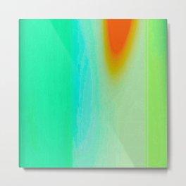 *Abstract* Metal Print