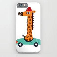 giraffe driver iPhone 6s Slim Case