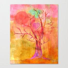 All Creation Sings Canvas Print