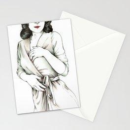 Wrap Dress Stationery Cards