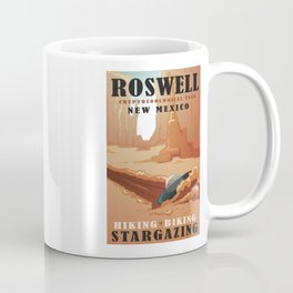 CPS Roswell, NM Coffee Mug