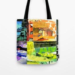 COLOR COLLABORATIVE Tote Bag