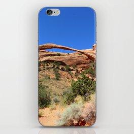 Beautiful Landscape Arch iPhone Skin