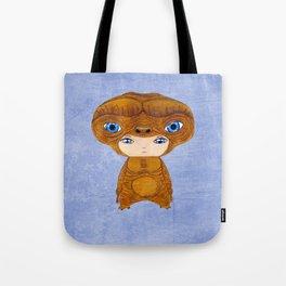 A Boy - E.T. the Extra-terrestrial Tote Bag