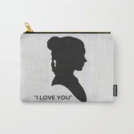 SW - I Love You Carry-All Pouch
