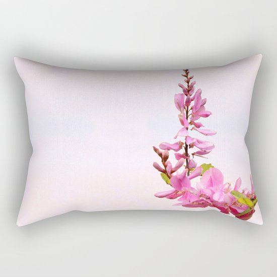 In the garden of delights Rectangular Pillow
