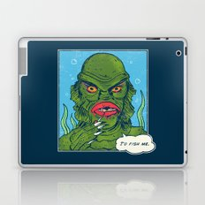 The Sultry Lagoon Laptop & iPad Skin