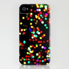 celebrate color Slim Case iPhone (4, 4s)