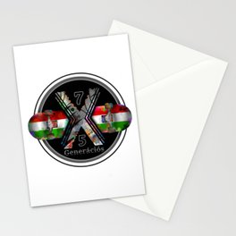 1975 Generation X Hungarian Magyar Skateboard Stationery Cards