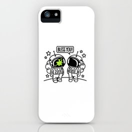 Bless you! iPhone Case