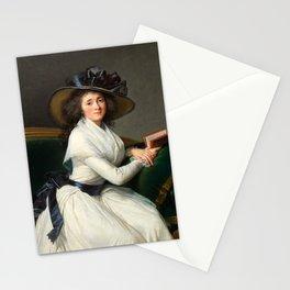 Elisabeth Louise Vigée Le Brun - Comtesse de la Châtre Stationery Cards