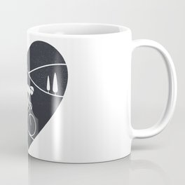 Love Cycling Coffee Mug