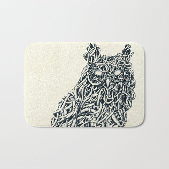 Owl Bath Mat