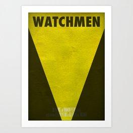 Watchmen - Silk Spectre II Art Print