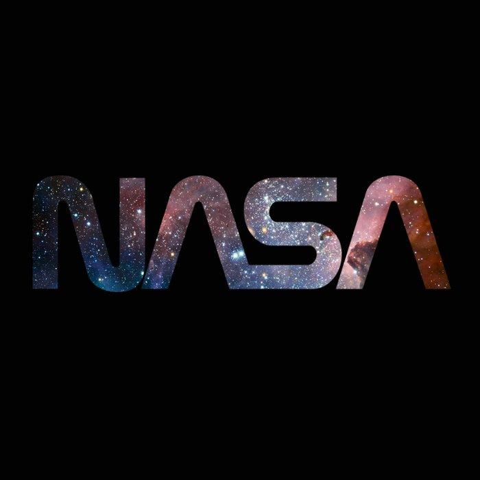 NASA font Comforters