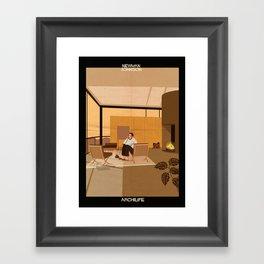 newman johnson Framed Art Print