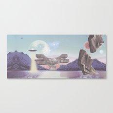 PLANET Podgarić / S/A Canvas Print