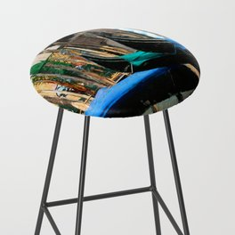 Venetian Gondolas Bar Stool