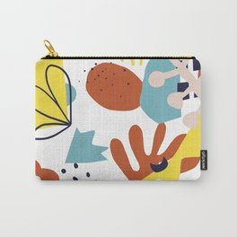 Cutouts Carry-All Pouch