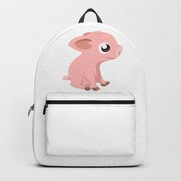 Cute Baby Pig Backpack