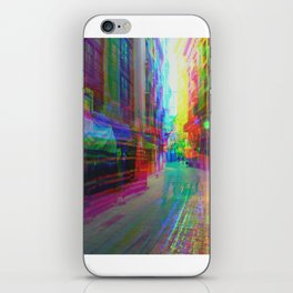 Multiplicitous extrapolatable characterization. 32 iPhone Skin