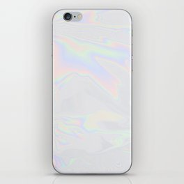 Metalic Holographic iPhone Skin