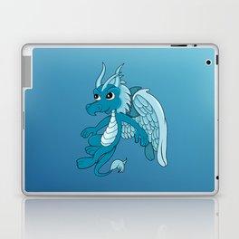Flying blue dragon  Laptop & iPad Skin