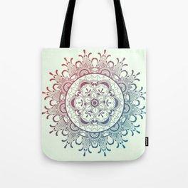 Tender mandala Tote Bag