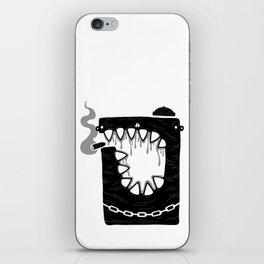 Zombie Hoodlum iPhone Skin