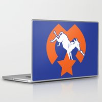 denver Laptop & iPad Skins featuring Denver Donkeys   by The Monark