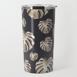 Tropical Monstera Dream #2 #tropical #pattern #decor #art #society6 Travel Mug