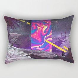 Uncharted Rectangular Pillow