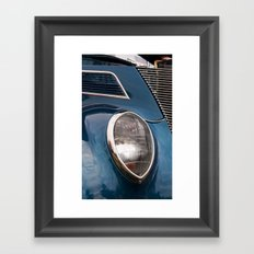 Vintage Car 7 Framed Art Print