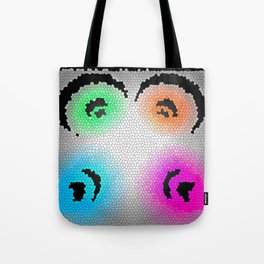 Cooking with Colours Tote Bag