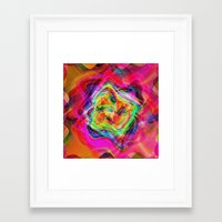 "tequila Framed Art Prints featuring "" Tequila ""  by shiva camille"