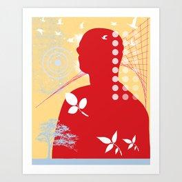 Nijinsky Art Print