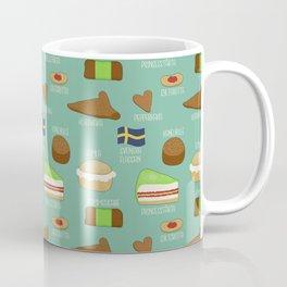 Swedish fika collection #2 Coffee Mug