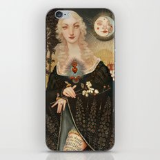 Fairytales and Tattoos  iPhone & iPod Skin