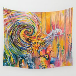 Mindfull Wall Tapestry
