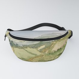 South African Landscape Fanny Pack