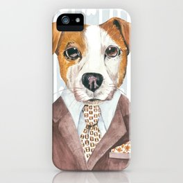 Jacki Russell iPhone Case